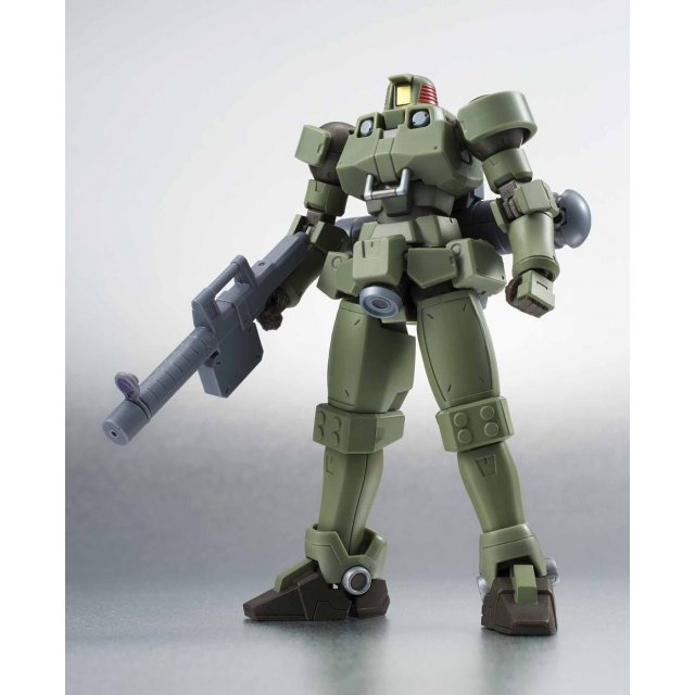 Gundam W Robot Spirits Side MS Action Figure: Leo (Moss Green for Space)