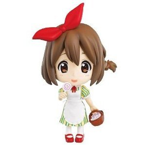 Ichiban Kuji - K-ON de Tea Time in Wonderland Mini Figure - Yui Hirasawa [Prize H]