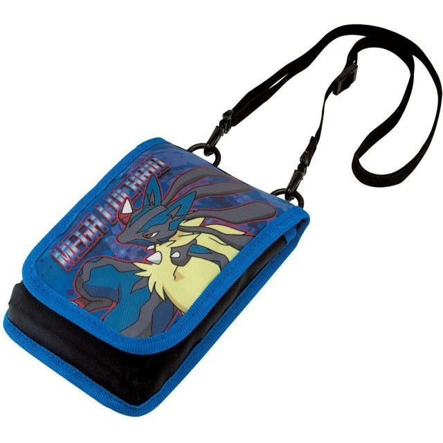 Mega Evolution Smart Pouch for 3DS LL (Mega Lucario)