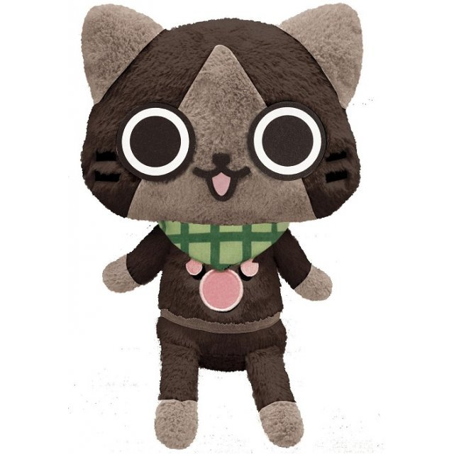 Monster Hunter Airou Kutakuta Big Plush: Melaleu