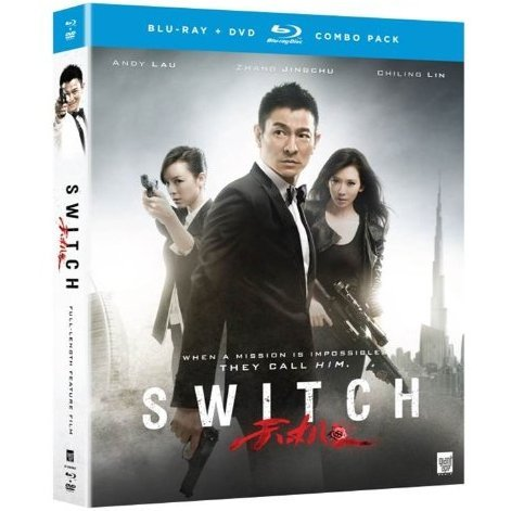 Switch [Blu-ray+DVD]
