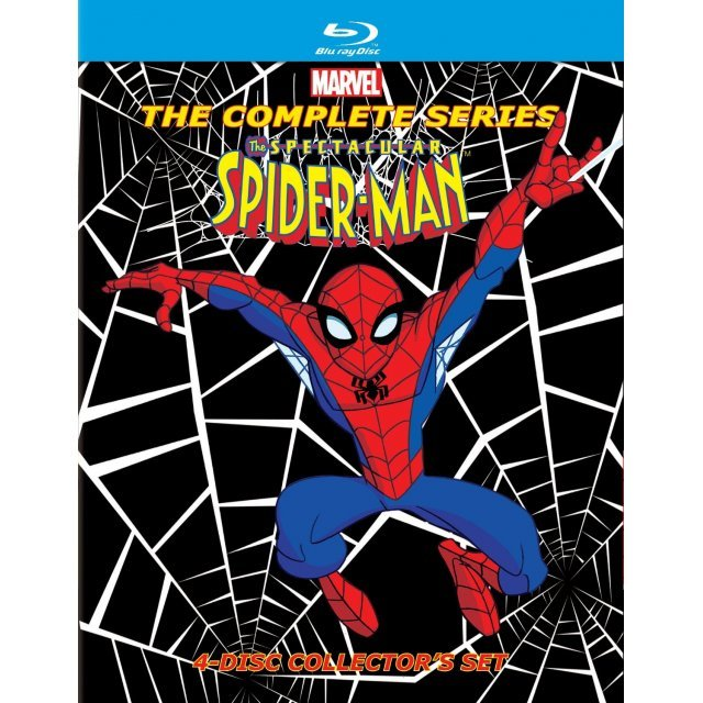 Spectacular Spider-Man: The Complete Series