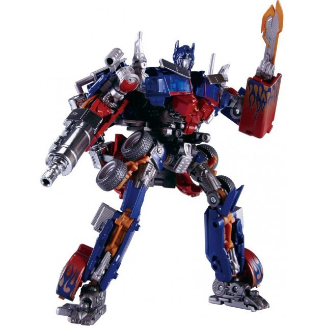 Transformers Movie Action Figure: AD-12 Revenge Optimus Prime