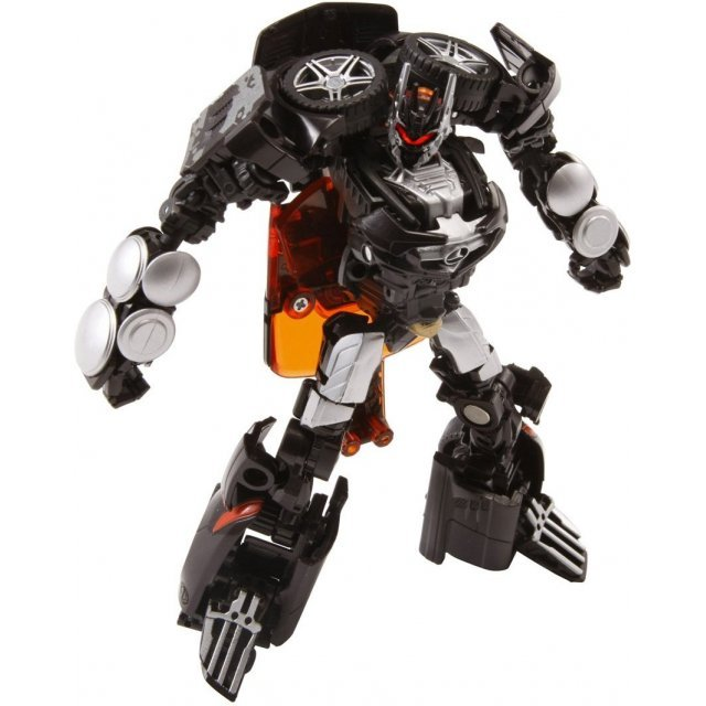 Transformers Movie Action Figure: AD-17 Dark Side Soundwave