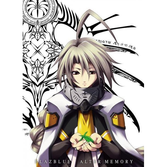Blazblue Alter Memory Vol.5 [Blu-ray+DVD Limited Edition]