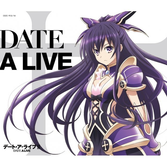 Day To Story (Date A Live 2 Outro Theme) [CD+DVD Limited Edition]