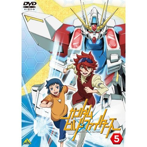 Gundam Build Fighters Vol.5