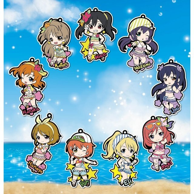 Chara-Ani Love Live! Toys Works Collection Niitengomu! 2nd (Set of 12 pieces)