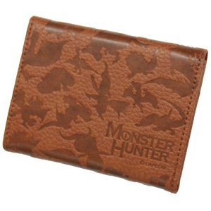 Monster Hunter Silhouette Card Case