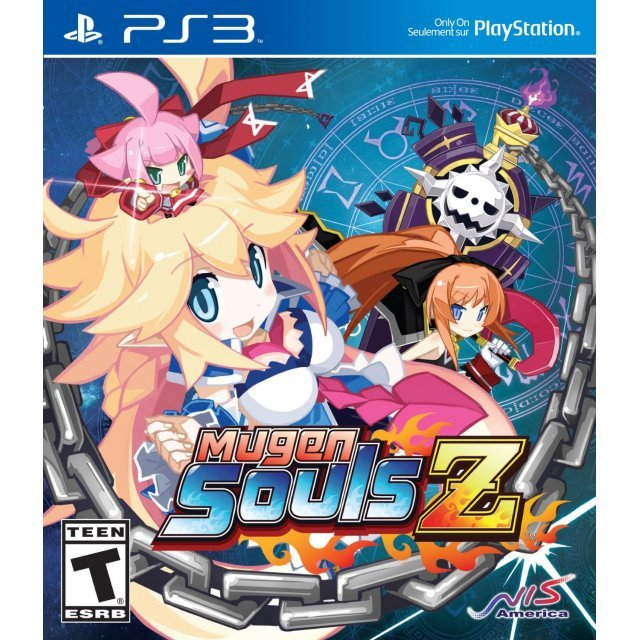 Mugen Souls Z (Limited Edition)