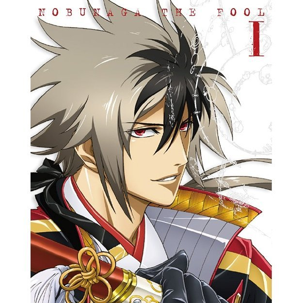 Nobunaga The Fool Vol.1