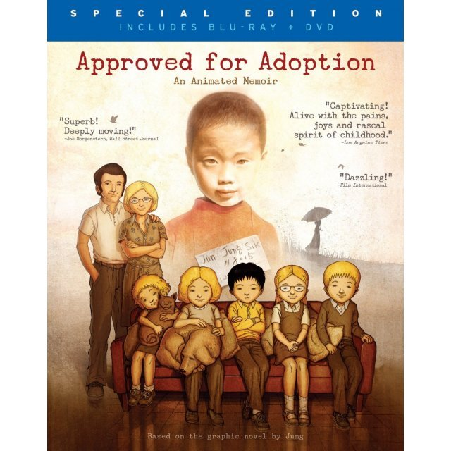 Approved for Adoption [Blu-ray+DVD]