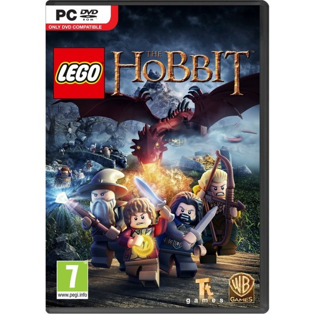 LEGO The Hobbit [Toy Edition] (DVD-ROM)