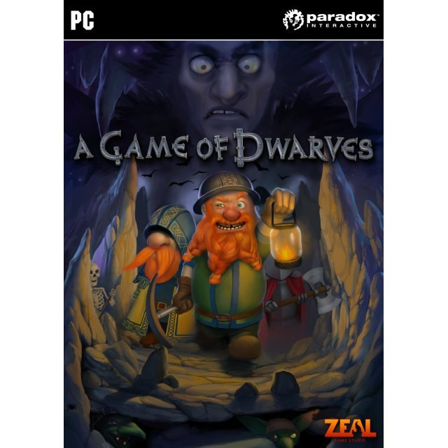 A Game of Dwarves (Steam)