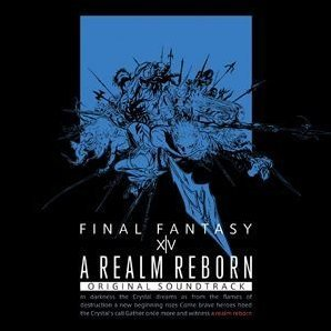 A Realm Reborn: Final Fantasy XIV Original Soundtrack [Blu-ray Disc]
