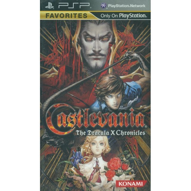 Castlevania: The Dracula X Chronicles (Favorites)