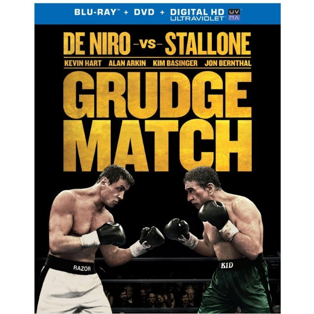 Grudge Match [Blu-ray+DVD+Ultraviolet]