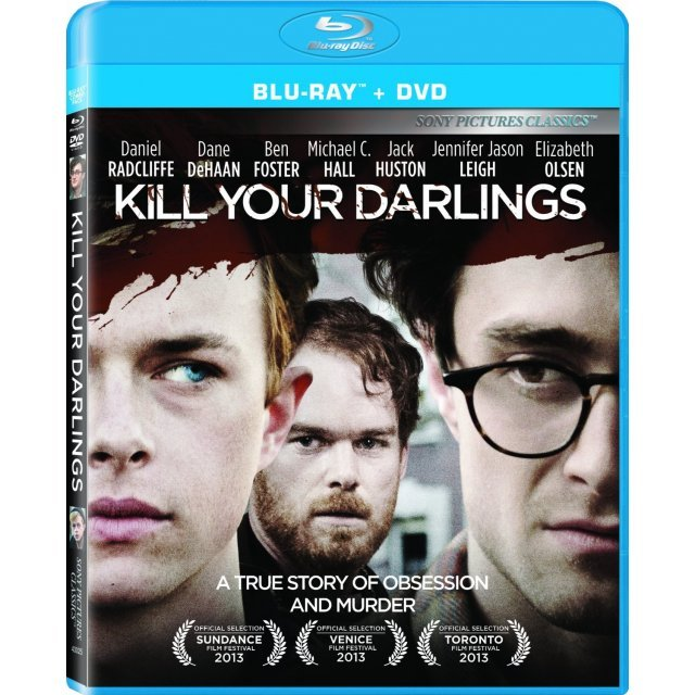 Kill Your Darlings [Blu-ray+DVD]