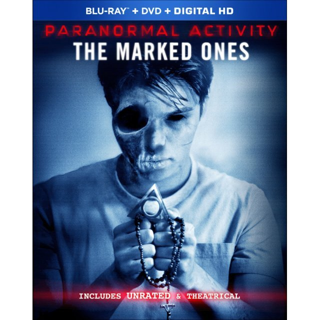 Paranormal Activity: The Marked Ones [Blu-ray+DVD+Digital HD]