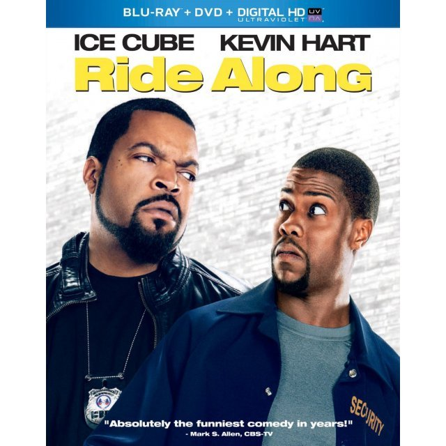 Ride Along [Blu-ray+DVD+UltraViolet]