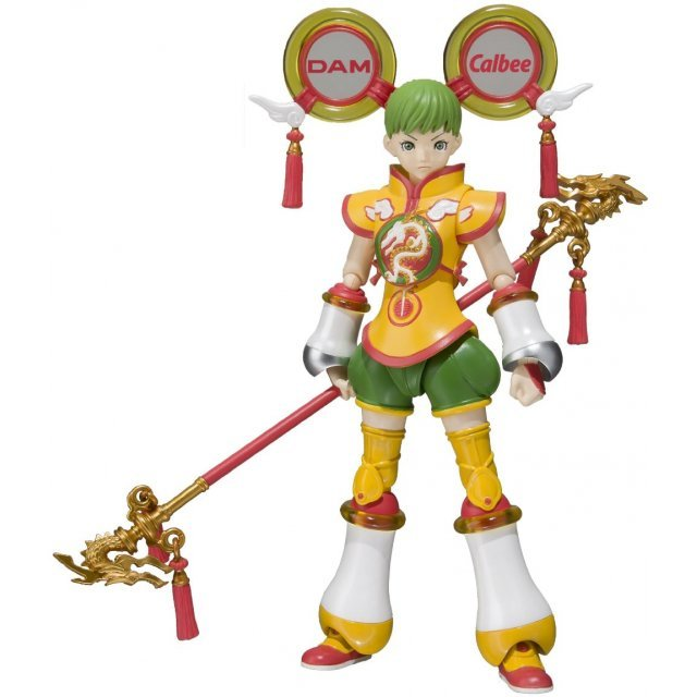 S.H.Figuarts Tiger & Bunny: Dragon Kid