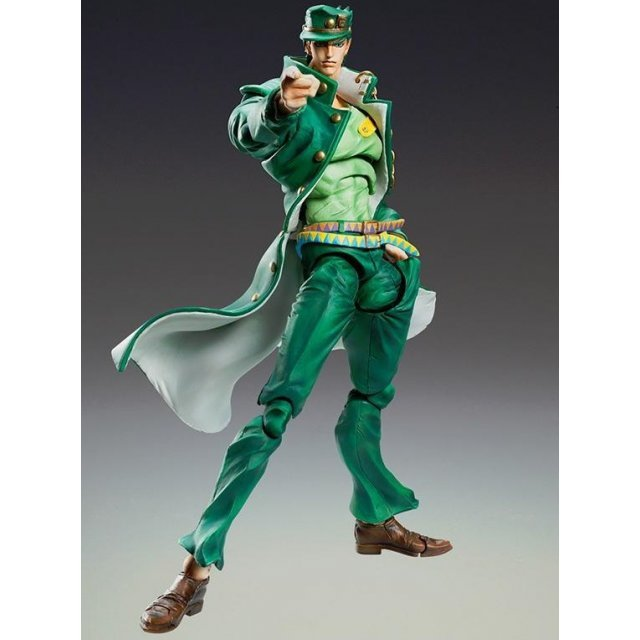 Super Figure JoJo's Bizarre Adventure Part III No.65: Kujo Jotaro Third (Hirohiko Araki Specify Color)