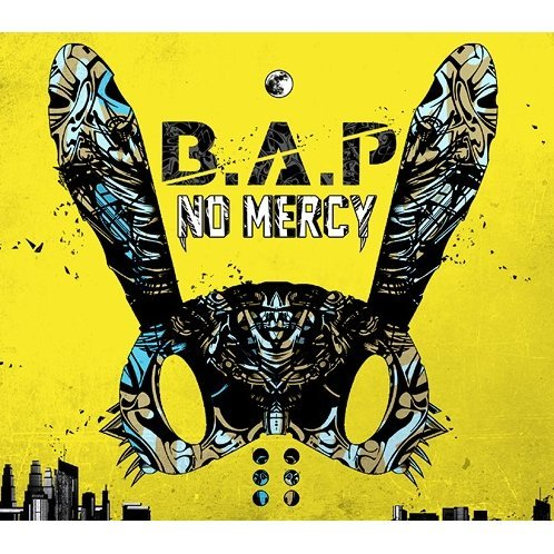 No Mercy [CD+DVD Type A]