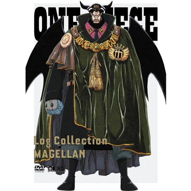 One Piece Log Collection - Magellan