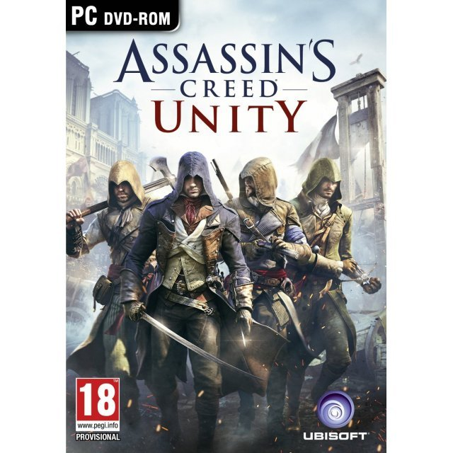 Assassin's Creed: Unity (DVD-ROM)