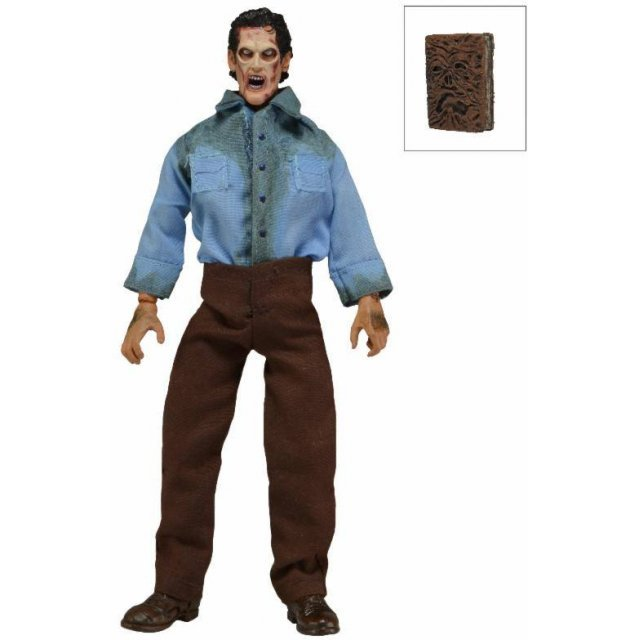 Evil Dead II 8inch Clothed Action Figure: Deadite Ash