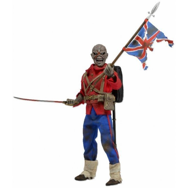 Iron Maiden 8inch Clothed Action Figure: Trooper