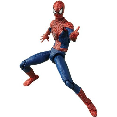 Mafex No.004 The Amazing Spider-Man 2: Spider-Man DX Set
