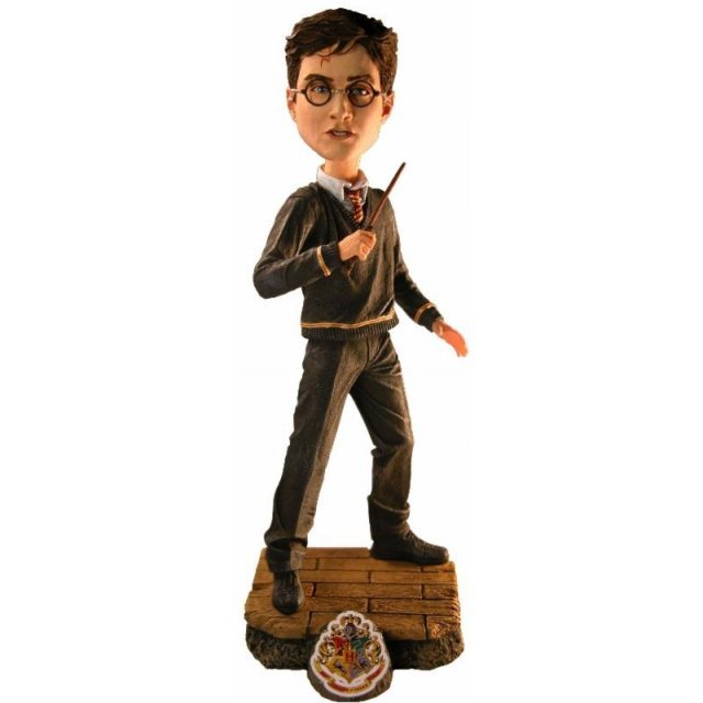 NECA Harry Potter Head Knocker: Harry (Re-run)