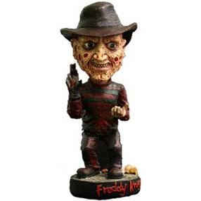NECA Nightmare on Ems Street Head Knocker: Freddy (Re-run)