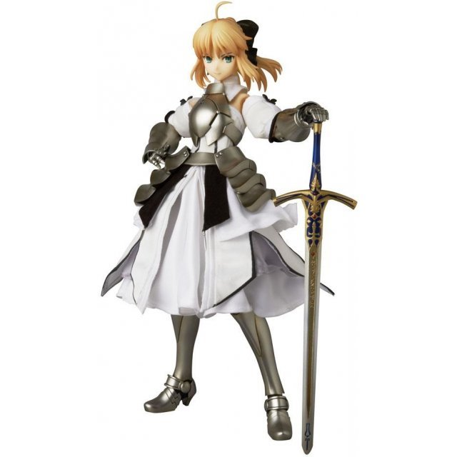 Real Action Heroes No.669 Fate/stay Night Fashion Doll: Saber Lily