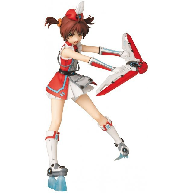 Vividred Operation Perfect Posing Products: Isshiki Akane (Pallet Suit)