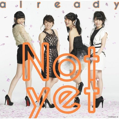Already [CD+DVD Type B]