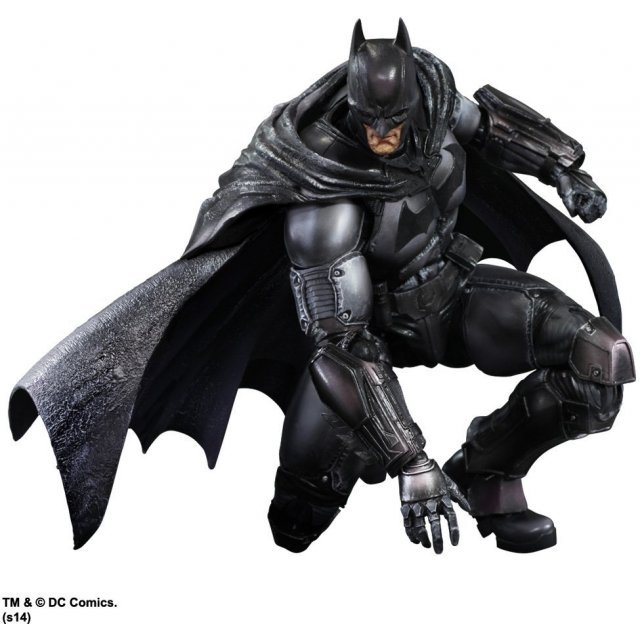 Batman Arkham Origins Play Arts Kai: Batman