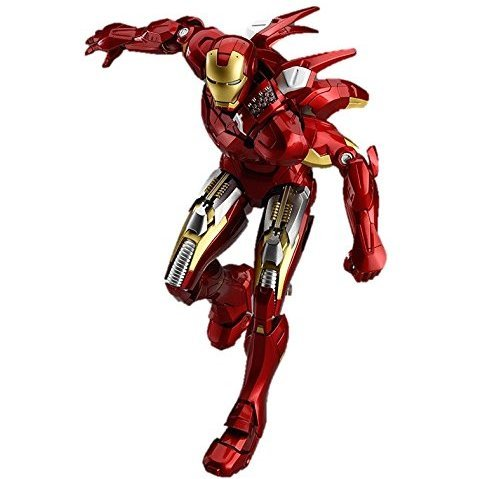 figma The Avengers: Iron Man Mark VII Full Spec Ver.