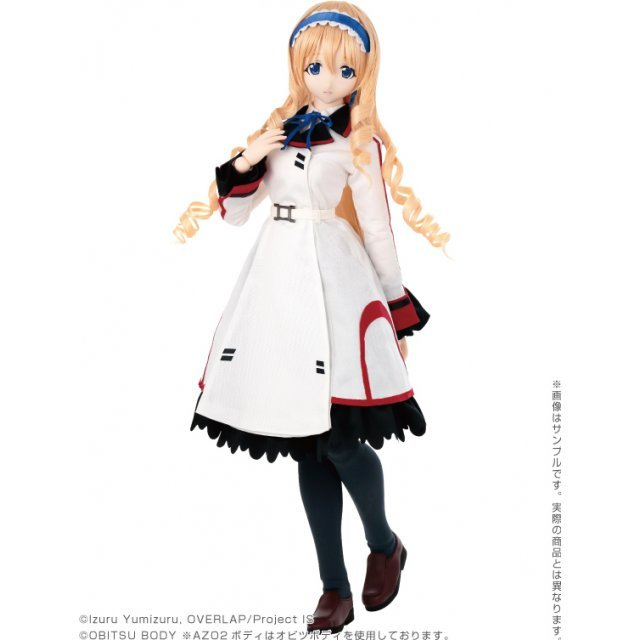 IS (Infinite Stratos) 2 Hybrid Active Figure: Cecilia Alcott