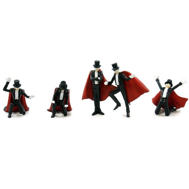 Sailor Moon: Tuxedo Mask (Set of 5 pieces)