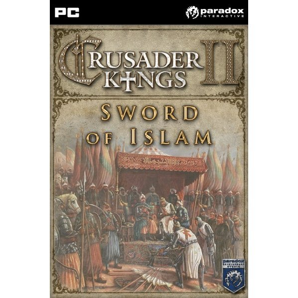 Crusader Kings II: Sword of Islam (Steam)