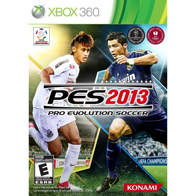 Pro Evolution Soccer 2013 (Spanish Version)