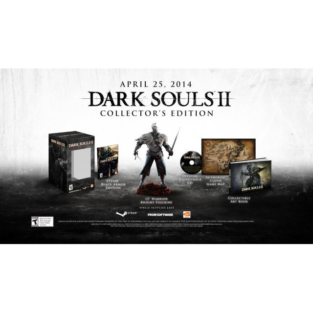 Dark Souls II (Collector's Edition) (DVD-ROM)