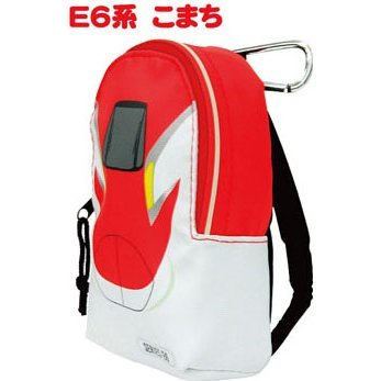 Dentama Mini Backpack: E6 Komachi