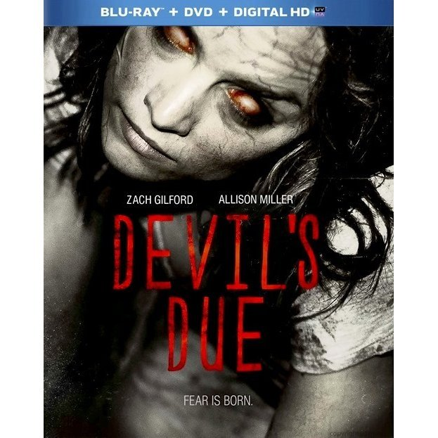 Devil's Due [Blu-ray+DVD+DigitalCopy+UltraViolet]