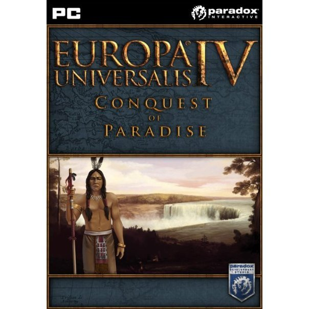 Europa Universalis IV: Conquest of Paradise (Steam)
