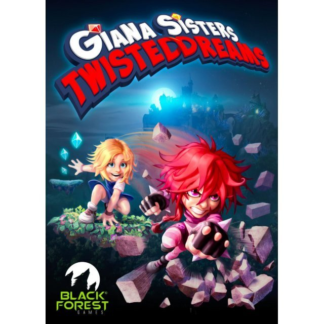 Giana Sisters: Twisted Dreams (Steam)