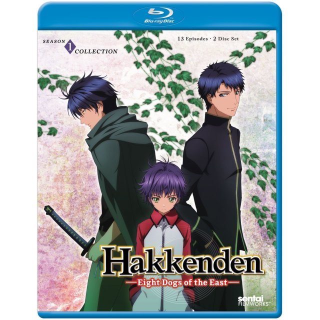 Hakkenden: Eight Dogs of the East (Season 1)