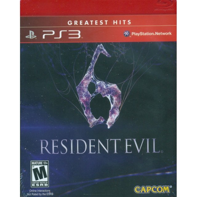 Resident Evil 6 (Greatest Hits)